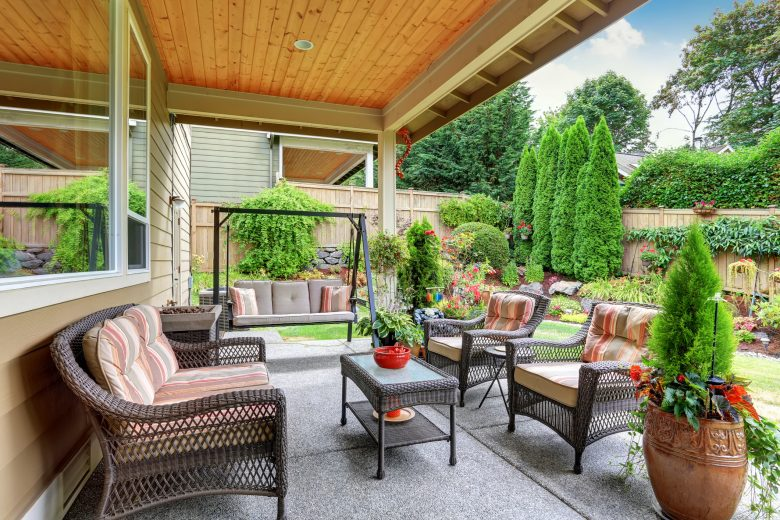 Elements Of A Successful Outdoor Space Designing For